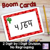 Cinco de Mayo Boom Cards | 2 Digit x 1 Digit Division