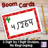 Cinco de Mayo Boom Cards | 3 Digit x 1 Digit Division