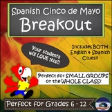 Spanish Cinco de Mayo Breakout EDU