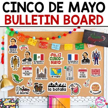 Cinco de Mayo Bulletin Board / Word Wall