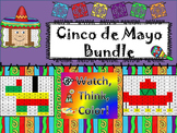 Cinco de Mayo Bundle Watch, Think, Color - EXPANDING BUNDLE Mystery Pictures