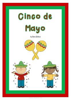 Cinco de Mayo Bundle for Young Learners