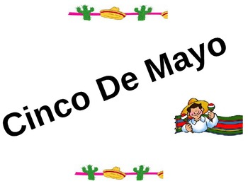 Cinco de Mayo-Celebrate