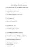 Cinco de Mayo- Class discussion questions
