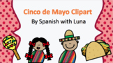 Cinco de Mayo / Mexico Clipart by Spanish with Luna