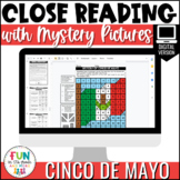 Cinco de Mayo Close Reading Comprehension | Distance Learn