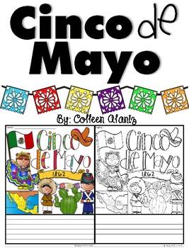 Cinco de Mayo Color-Write