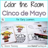 Cinco de Mayo Color the Room