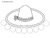 Cinco de Mayo Coloring and math activity