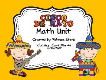 Cinco de Mayo Common Core Daily Math