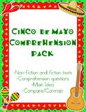 Cinco de Mayo Comprehension Pack