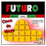 Cinco de Mayo Conjugaciones en el Futuro