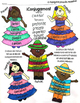 Cinco de Mayo Conjugation Practice EDITABLE Worksheet End of year review