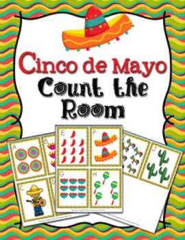 Cinco de Mayo Count the Room