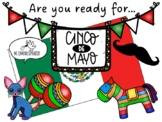 Cinco de Mayo Craft & Activity (Variations Provided)