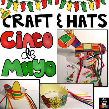 Cinco de Mayo Craft & Hats
