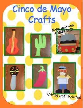 Cinco de Mayo Crafts (Crafts only)