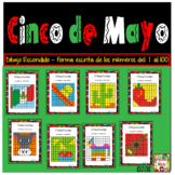 Cinco de Mayo -Dibujo Escondido