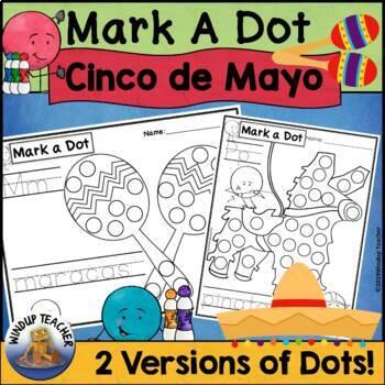 Cinco de Mayo Dot Dauber Set