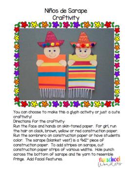 Cinco de Mayo Math and Literacy Fiesta Fun!