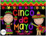 Cinco de Mayo Math and Literacy Fiesta Fun!
