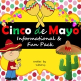 Cinco de Mayo - Educational & Fun Pack!