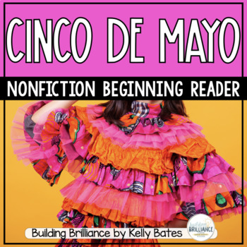 Cinco de Mayo Emergent Reader