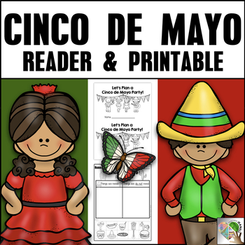 Cinco de Mayo Emergent Reader and Sorting Printable