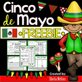 Cinco de Mayo Activities FREEBIE!
