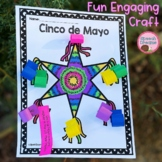 Cinco de Mayo Craft Mexico Craftivity {Country Facts Cultural Activity Art Fun}