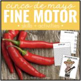 Cinco de Mayo Fine Motor Skills and Activities