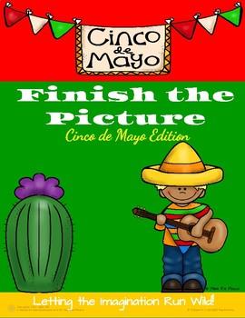 Cinco de Mayo Finish the Picture
