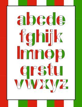 Font Clip Art: Cinco de Mayo