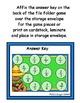 Cinco de Mayo Fractions File Folder Game