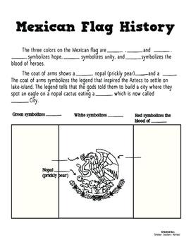 Cinco de Mayo Fun -  Mexican Flag & History
