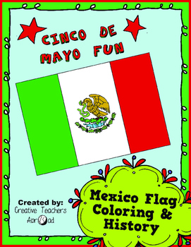 Cinco de Mayo Fun -  Mexican Flag & History