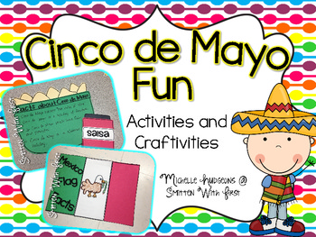 Cinco de Mayo Fun {activities and craftivities}