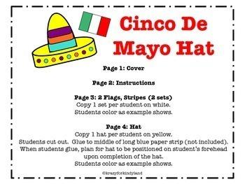 Cinco de Mayo Hat