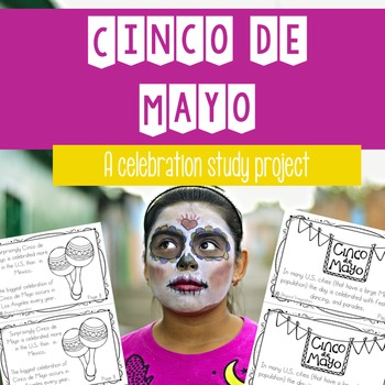 Cinco de Mayo Printables | 44 Pages for Differentiated Lea
