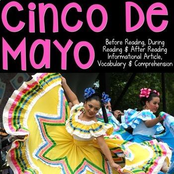Cinco de Mayo Activities & Informational Article
