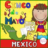 CINCO DE MAYO ACTIVITIES - Mexican Holiday and Cultural Study With Slideshow