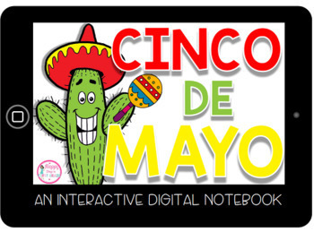 Cinco de Mayo- PRINT & DIGITAL {NO PREP!}