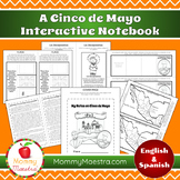 Cinco de Mayo Interactive Notebook or Lapbook