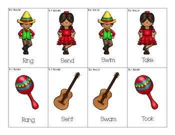 Cinco de Mayo Language Packet