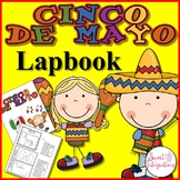 CINCO DE MAYO ACTIVITIES - Mexican Holiday Lapbook