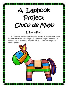 Cinco de Mayo Lapbook