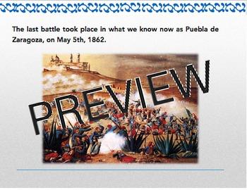 Cinco de Mayo: Lesson Plan