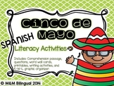 Cinco de Mayo Literacy Activities BILINGUAL