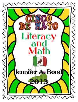 Cinco de Mayo Literacy and Math