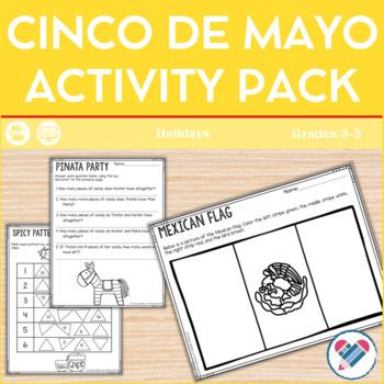 Cinco de Mayo Activities and Printables